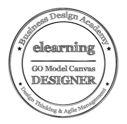 GO Model Canvas e learning